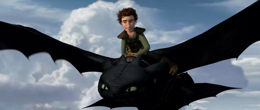 How to Train Your Dragon, 2010 - DreamWorks