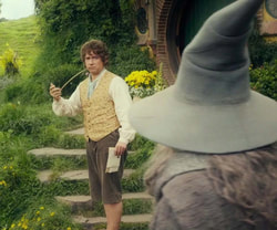 The Hobbit: An Unexpected Journey, New Line Cinema - 2012