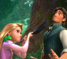 Tangled, Walt Disney - 2010
