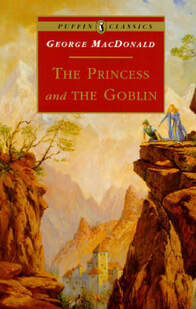 The Princess and the Goblin, George MacDonald - 1872