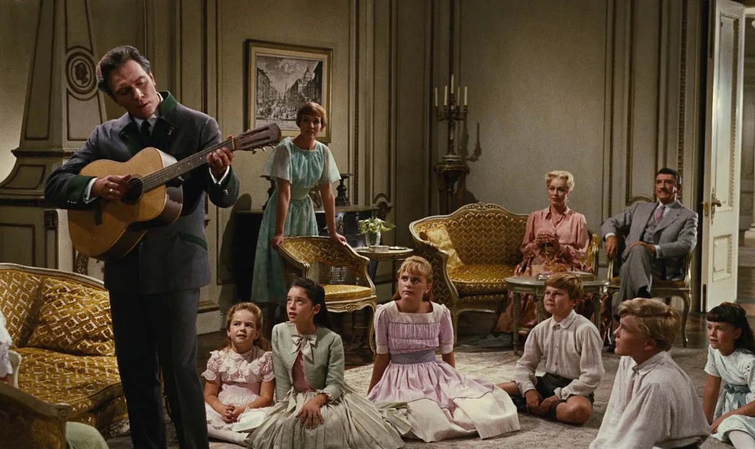 Sound of Music, 20th Century Fox - 1965