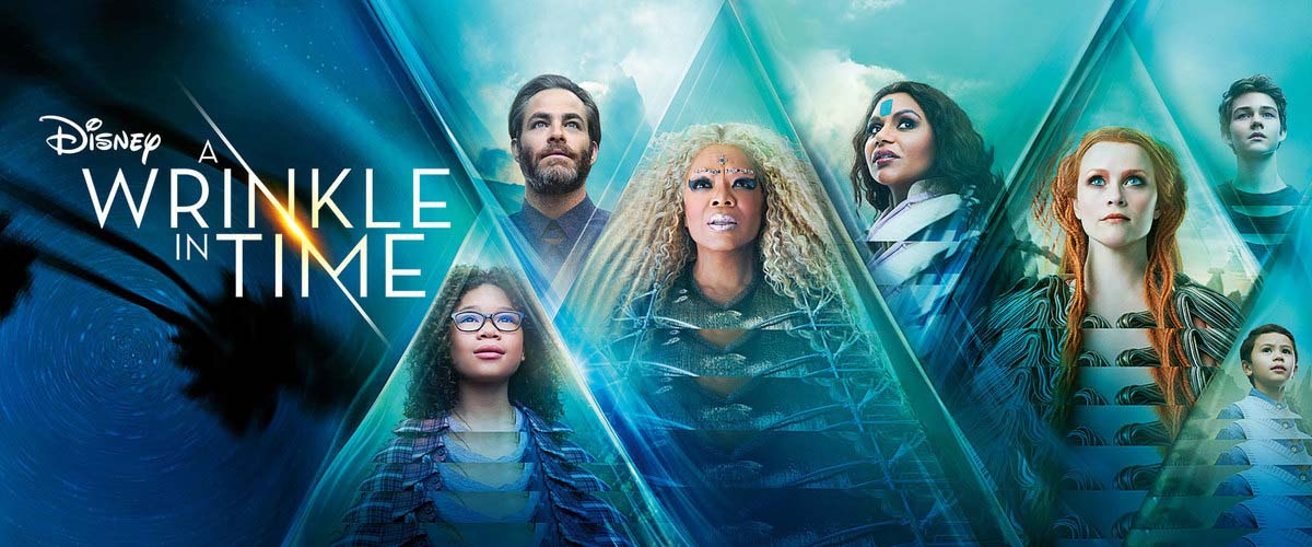 A Wrinkle in Time - Disney, 2018